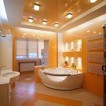 Ванная потолки 7