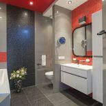 Ванная потолки 6