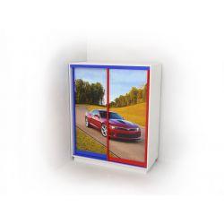 Шкаф-купе детский серии Форсаж